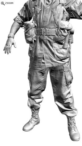 Full Body 3D Scan